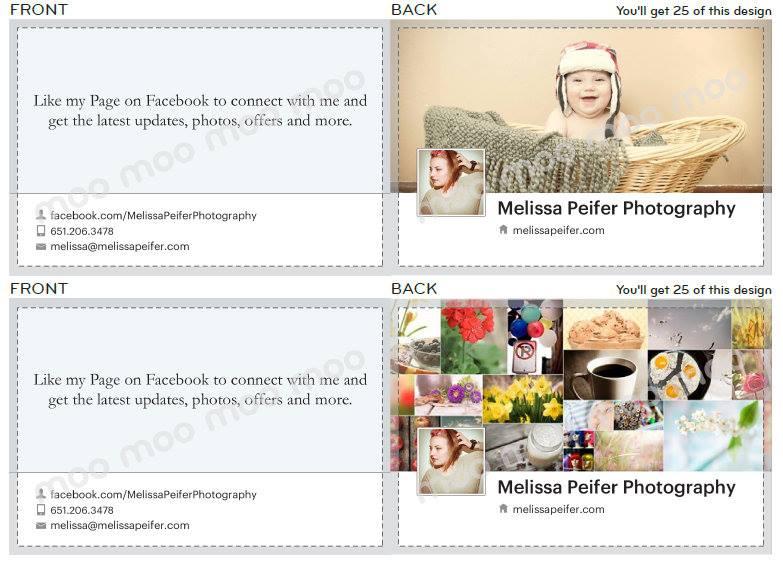 moo.com Facebook Cards