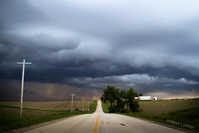 Iowa Nebraska Storm