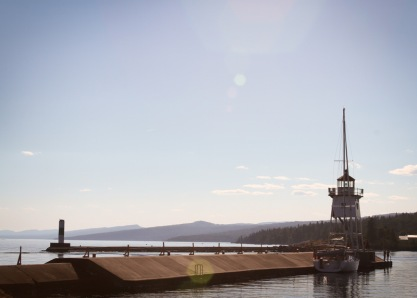 grand marais lighthouse #mynorthshore