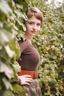 Autumn Senior Portraits