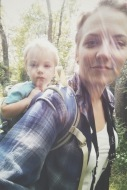Hiking at Wild Mountain, on a gorgeous, September, day.