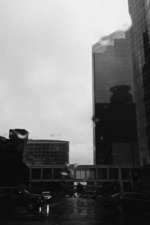 Leaving rainy Minneapolis, on my way to Nebraska.