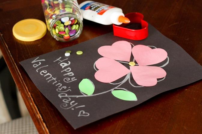 Paper Flower Puzzle