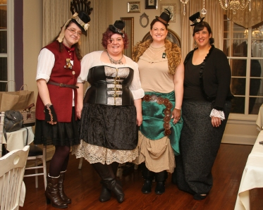 steampunk, minnesota, soiree, mn, anoka, mad hatter, tea, photography