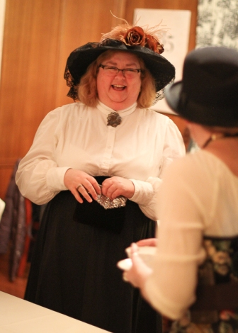 steampunk, minnesota, soiree, mn, anoka, mad hatter, tea, photography
