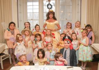 Beauty and the Beast, Tea, Party, Belle, Princess, Mad Hatter, Anoka, Twin Cities, Photography, Photographer, Photos, Kids, Children, Minnesota, MN